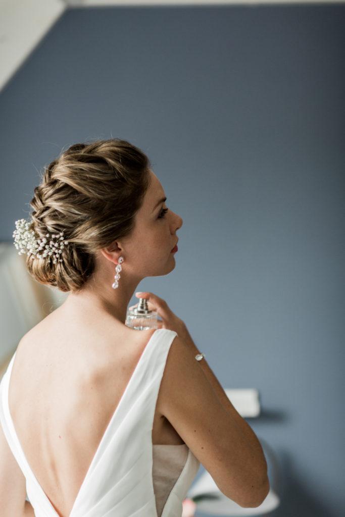 Bruidskapsel-Bruidsmakeup